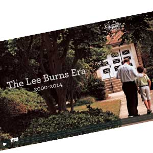 Video: The Lee Burns Era