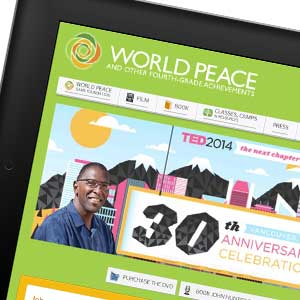 World Peace Game Website
